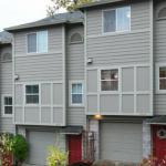 Portland townhouse image