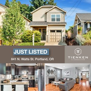 North Portland Just Listed