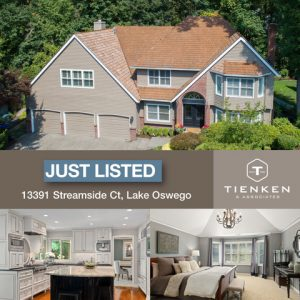 Lake Oswego Just Listed